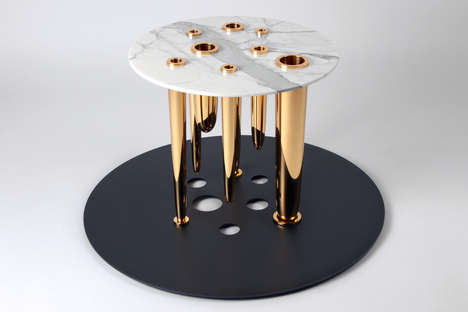 Sensual Side Tables