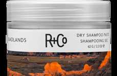 Dry Shampoo Pastes - R and Co's New Hair Product Absorbs Oil While Also Acting as a Styling Paste
