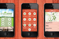 Ethical Eatery Apps - The Greenease App Lists Sustainable Restaurants for Eco-Conscious Consumers