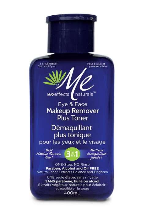 Multipurpose Makeup Removers