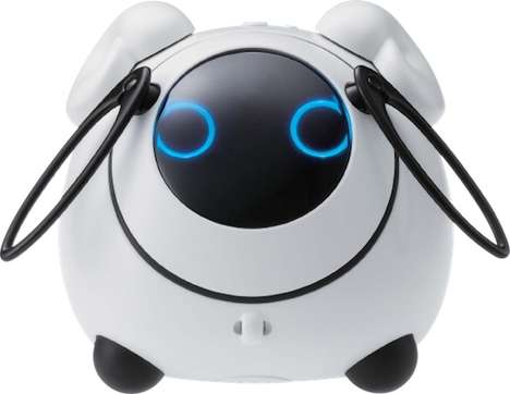 Talking Sheep Robots - Takara-Tomy's OHaNAS Omnibot is an Intelligent Robot Companion