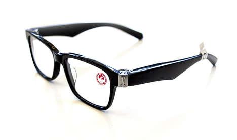 Stylish Tracking Eyewear
