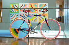 Artistic Bicycle Projects