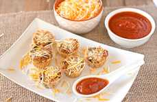 Quinoa Pizza Bites - This Superfood Snack Re-Fashions an Iconic Italian Dish