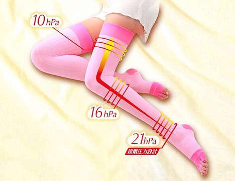 Leg Slimming Socks