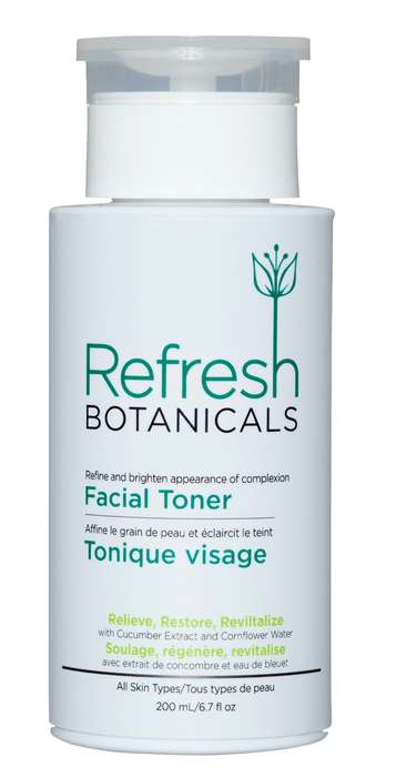 Gentle Botanical Skincare - Refresh Botanicals' Skincare Solutions Heal with Natural Extracts & Oils