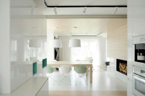Shaded Minimalist Home Designs
