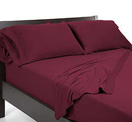 Temperature-Regulating Bedsheets - This Performance Bedding Helps Ensure a Good Night's Sleep