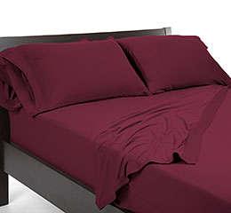 Temperature-Regulating Bedsheets