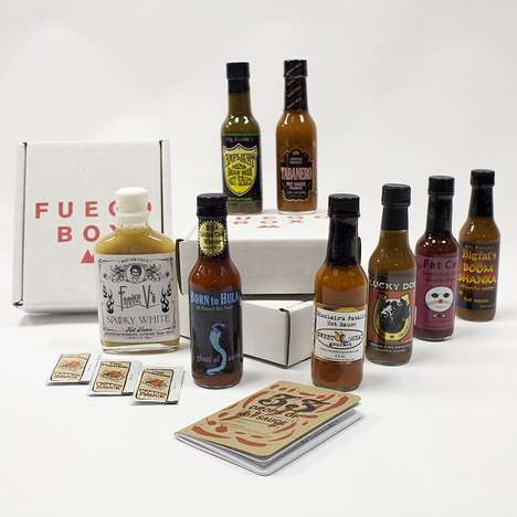 Hot Sauce Subscription Services