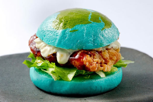 15 Colorful Fast Food Dishes