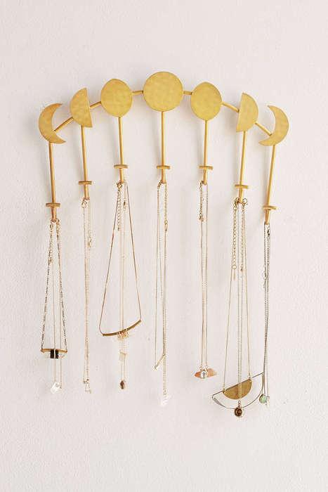 Celestial Jewelry Storage