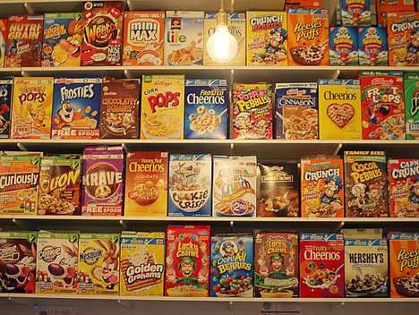 Hip Cereal Cafes
