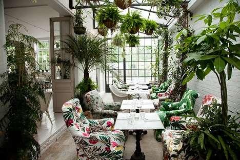 Residential Restaurant Decor