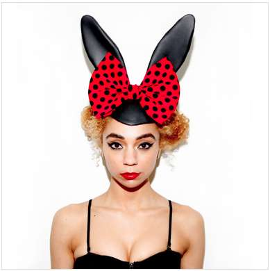 Disney-Inspired Leather Hats - The Mickey's Mistress Cap Mocks an Iconic Disney Character
