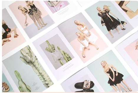 Dupplicity-Themed Lookbooks