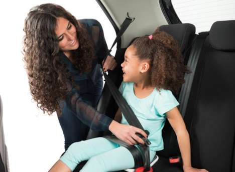 Compact Booster Seats