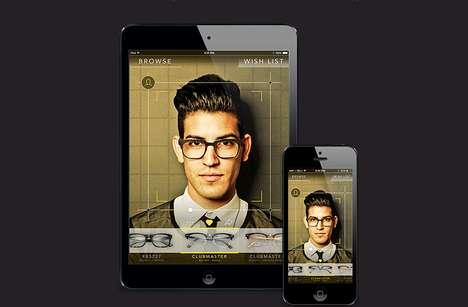 Virtual Eyewear Apps