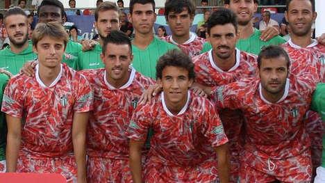 Meat-Themed Soccer Jerseys