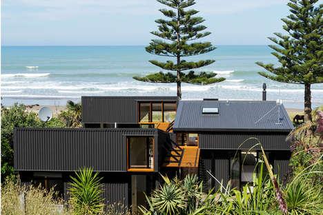 Industrial Summer Homes