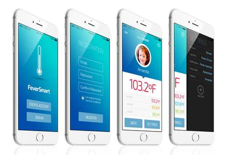 Smart Thermometer Apps