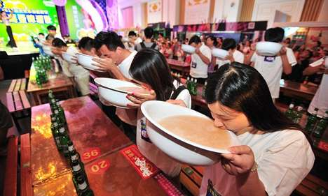 Beer-Chugging Park Admissions
