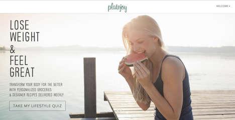 Grocery-Delivering Diet Sites