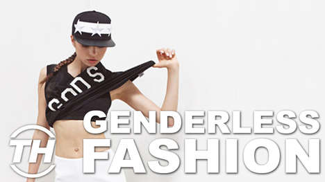 Genderless Fashion - Jana Pijak Highlights Innovations in Unisex Fashion