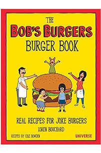 Cartoon-Themed Cookbooks
