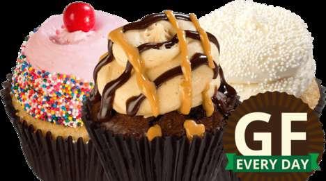 Romatic Gluten-Free Cupcakes