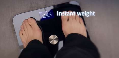 Intuitive Weight Scales
