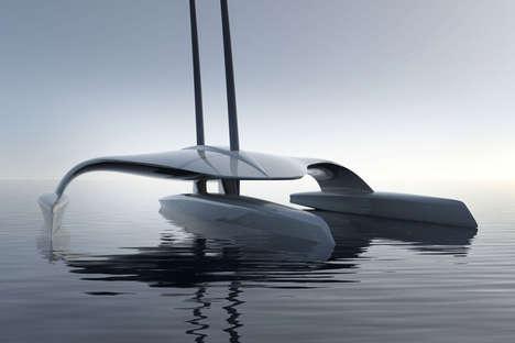 Autonomous Sailing Vessels
