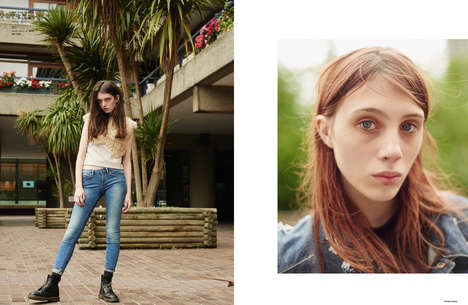 Candid Street Youth Editorials