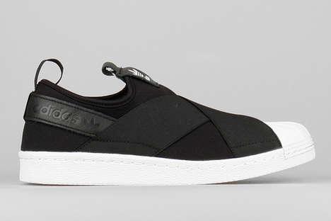 Bandaged Slip-On Sneakers