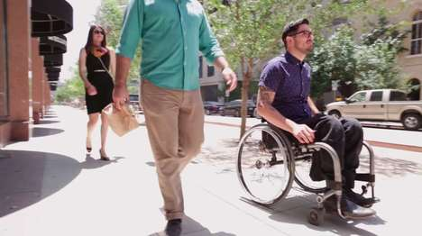 Fitness-Tracking Wheelchairs