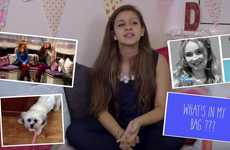 Blogger-Hosted Teen Programs - The Disney Channel Vlog Shares Celeb, Fashion and Music News