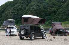 Car-Top Camping Tents