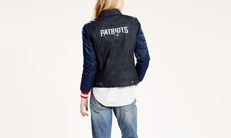 Football-Inspired Fashions