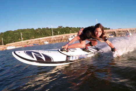 Powerful Electric Surfboards