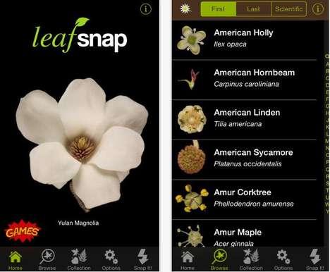 Botanical Guide Apps