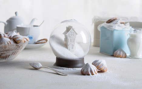 Sugar Bowl Snow Globes