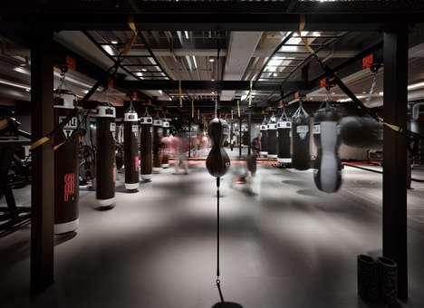 Monochromatic Boxing Centers