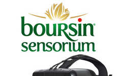 Virtual Reality Flavor Journeys - The Boursin Sensorium is a VR-Powered 3D Exploration of Cheese