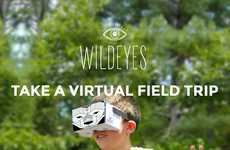 Virtual Field Trip Platforms - WildEyes Captures 360 Degree Videos of National Park Destinations