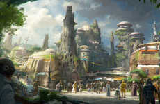 Sci-Fi Amusement Parks