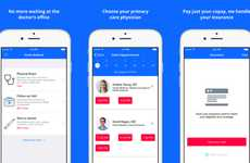 On-Demand Medical Apps - The Circle Medical App Provides Patients with At-Home Medical Care