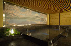 Luxury Japanese Spas