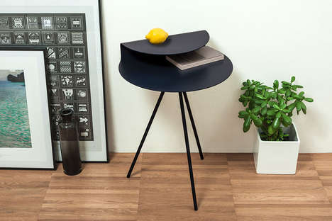 Space-Saving Side Tables