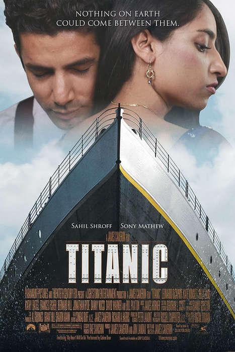 Racially Diverse Movie Posters
