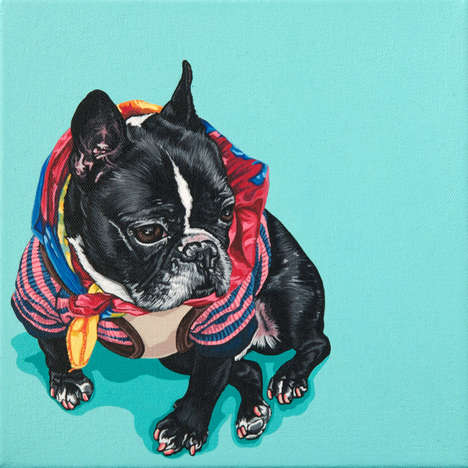 Painted Pooch Portraits